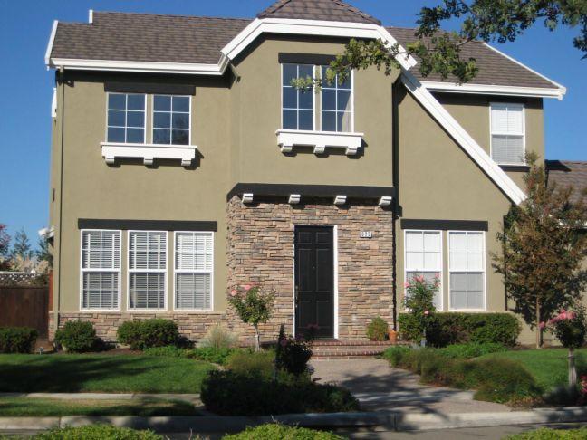 Poze, imagini, foto amenajari interioare » amenajari exterioare case